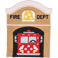 Fire Station Applique