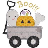 Halloween Wagon