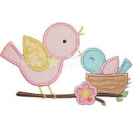 Lil Birds Applique
