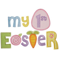 My 1st Easter