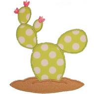 Cactus Applique