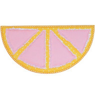 Shabby Lemon Applique