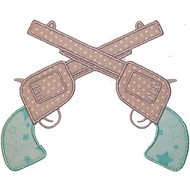 Pistols Applique