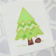 Pine Tree Applique