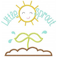 Little Sprout Applique