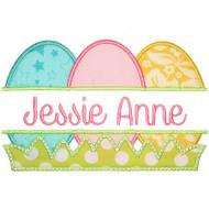 Easter Egg Nameplate