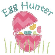 Egg Hunter Applique