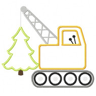 Christmas Tree Crane
