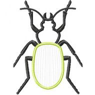 Beetle Applique