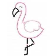 Flamingo 2 Applique
