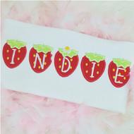 Tiny Strawberry Alpha