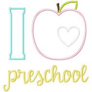 I Heart Preschool