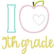 I Heart 5th Grade