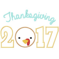 Thanksgiving 2017-2021