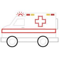 Ambulance Applique