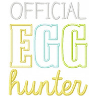 Official Egg Hunter