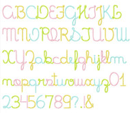 Patticake Font