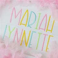 Mariah Font