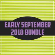 Early September Bundle
