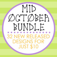 Mid October 2018 Design Bundle