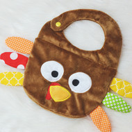 In the Hoop Turkey Bib