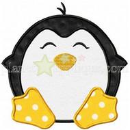 Baby Penguin Applique
