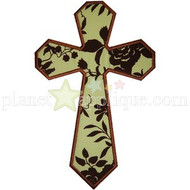 Roman Cross Applique