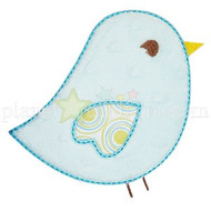 Sweet Tweet Applique