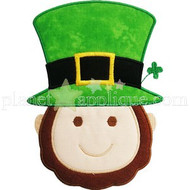 Leprechaun Applique