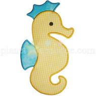Seahorse Applique