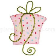Birthday Present Applique