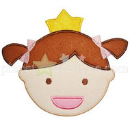 Birthday Princess Applique