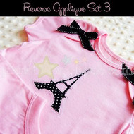 Reverse Applique Set 3