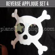 Reverse Applique Set 4