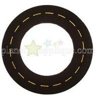 Circle Road Applique