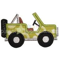 Jeep Applique
