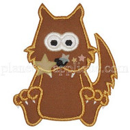 Big Bad Wolf Applique