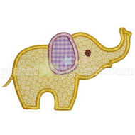 Chic Elephant Applique