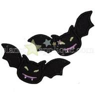 Bats Applique