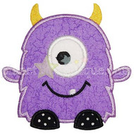 Monster Applique
