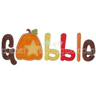 Gobble Applique