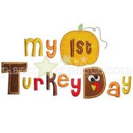 My 1st Turkey Day