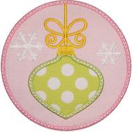Ornament Patch Applique