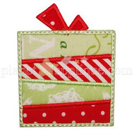 Patchwork Gift Applique