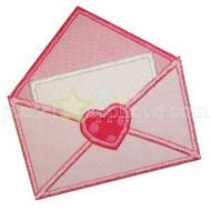 Love Letter Applique