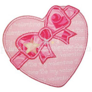 Valentine Heart Applique