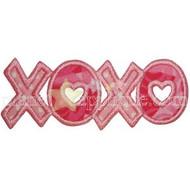 XOXO Applique