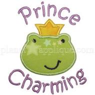 Prince Charming Applique