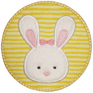 Circle Bunny Patch