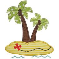 Treasure Island Applique